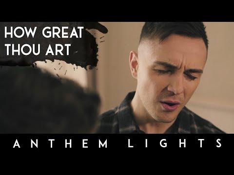 anthem lights band in christ alone