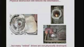 CERIAS Security: Cross-Drive Forensic Analysis 1/6