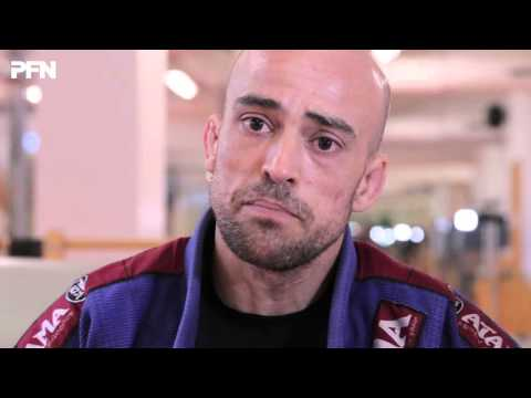Entrevista Paulo Pereira atleta Jiu jitsu da PFN