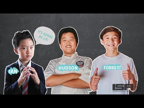 Hudson, Ian, & Forrest (Fresh off The Boat) Are Coming to ISAtv....(New Series/Trailer)