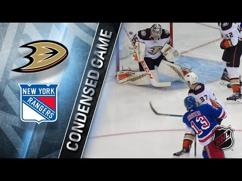 12/19/17 Condensed Game: Ducks @ Rangers