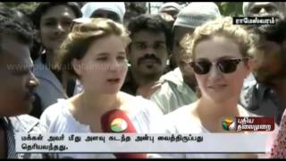 French citizens at the funeral of late president APJ Abdul Kalam spl video news 30-07-2015