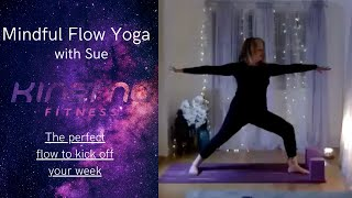 Mindful Monday Flow Yoga With Sue