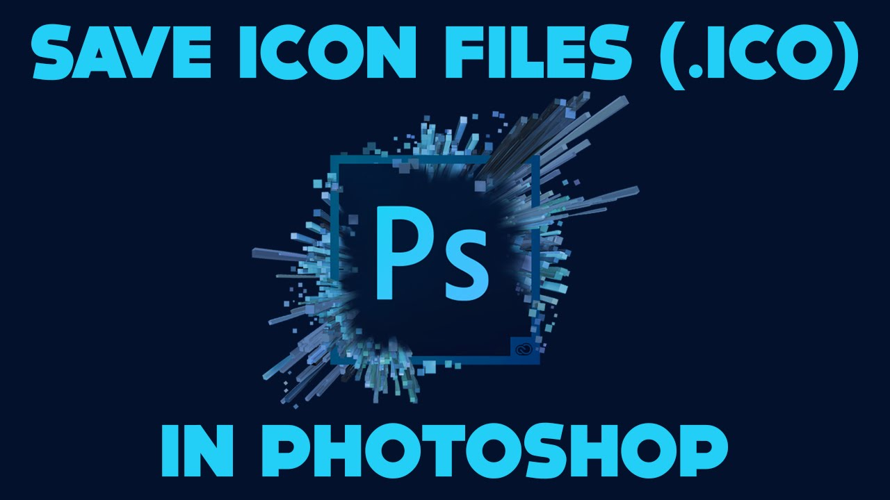 How to save icons photoshop youtube how to save icons photoshop sciox Images