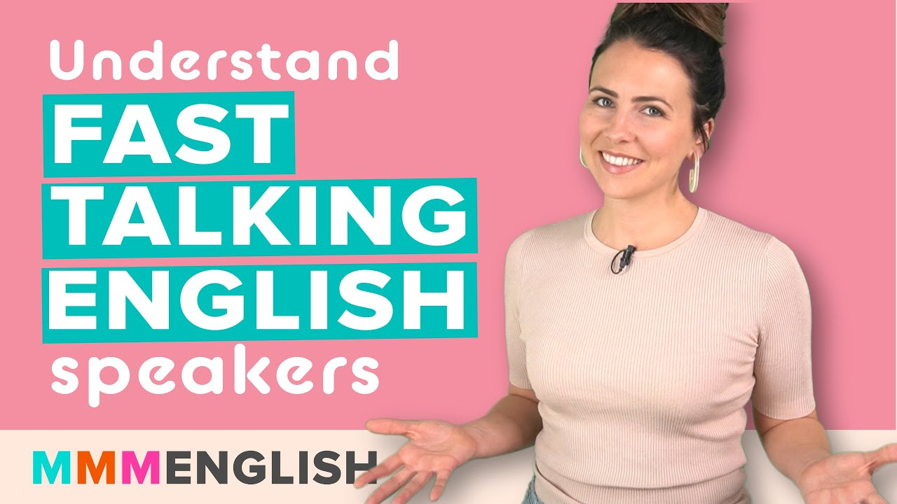 Download The Secret to Understand Fast-Talking Native English Speakers