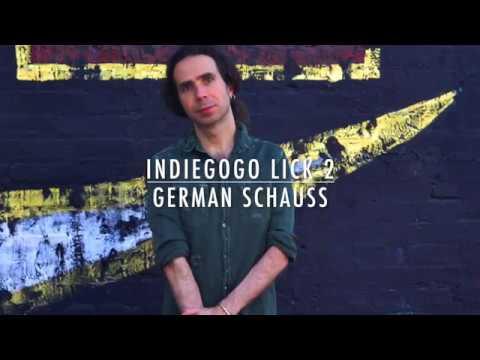 Indiegogo Lick 2