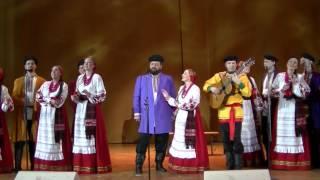 �������� ���� Концерт  Волжского народного хора (Храм Христа Спасителя, 25.10.2015) ������
