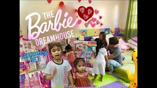 Ate Mela's Graduation Gift! A New Barbie Dream House