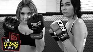 Tilted Kilt: Talk Flirty to Me - Mixed Martial Arts
