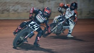 2014 Hagerstown Half-Mile - Grand National Championship Main Event - AMA Pro Flat Track