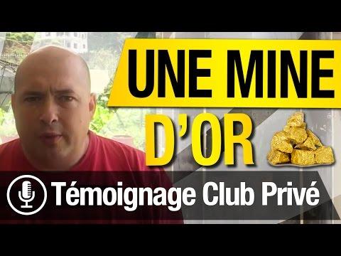 Témoignage : Le Club Privé est une MINE D'OR - 동영상
