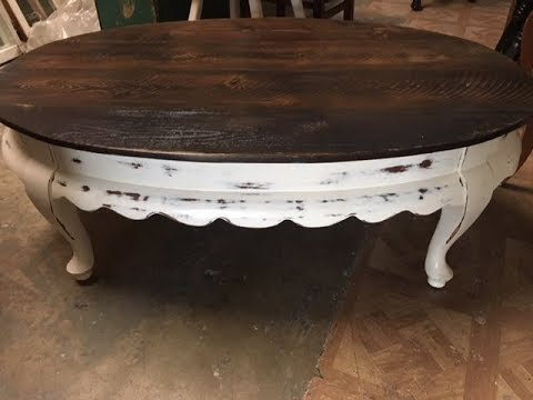 Diy 20 Rustic Country French Coffee Table Project Great For All