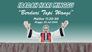 Ibadah Minggu 5 Juli 2020 GKJW Jambangan