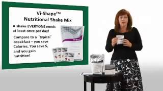 Shakes for Weight Loss from Visalus Sciences | Body By Vi - What is in the Nutritional Shake?