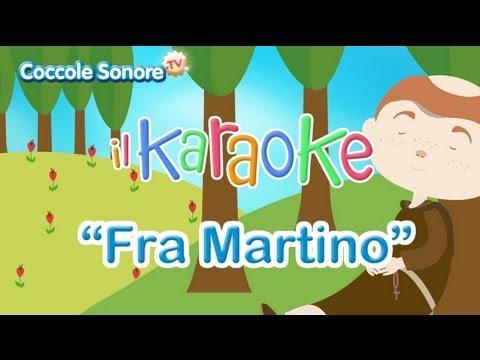 Fra Martino Campanaro - Karaoke per bambini di Coccole Sonore