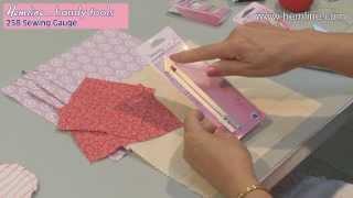 Sewing Gauge by Hemline