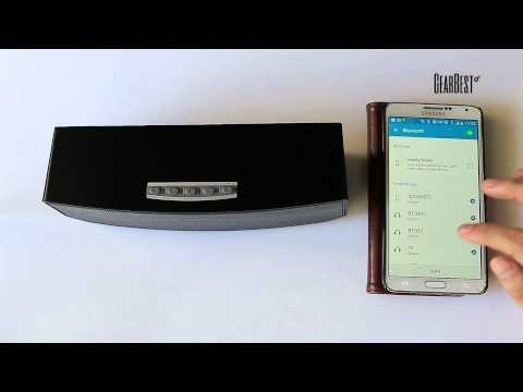 Bluedio BS - 3 Bluetooth Speaker Box from GearBest.com