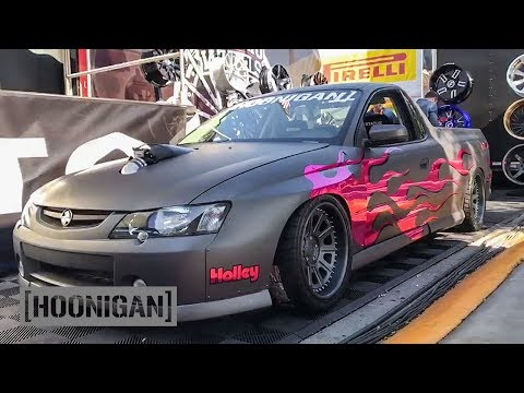 [HOONIGAN] DT 146:Forza Ute on NOS Goes to SEMA