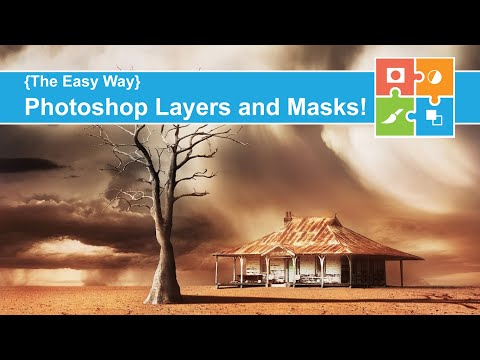 Layers and masks for beginners - Photoshop