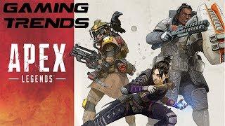 Gaming Trends - Apex Legends
