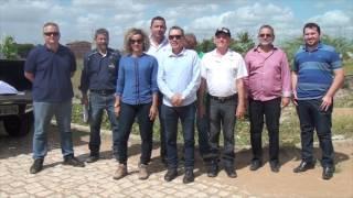 Obras da Lagoa do Pontal em Quixeré, esta prevista para ser iniciada no dia 07 de Março.
