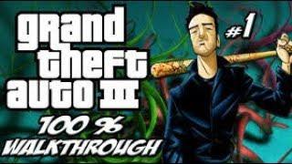 Grand theft auto 3 | full WALKTHROUGH  #1