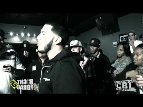 Right to Brag 5 Presents Tru Wordz vs J Dizzo