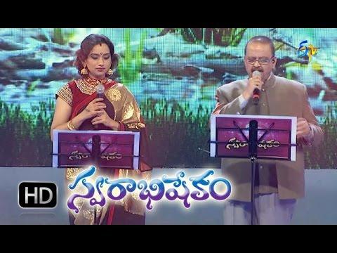 Ravi Varma Ke Andani Song - SP Balu, Kalpana Performance in ETV Swarabhishekam - 4th Oct 2015