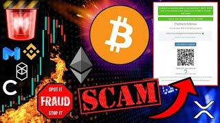 BITCOIN & ALTCOINS DOWN! ⚠️ WARNING! DON'T Fall for this SCAM! 2022 $BTC ATH Realistic Prediction