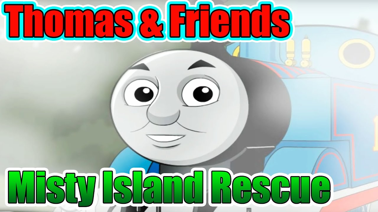 Download Thomas Friends Misty Island Rescue movie movie