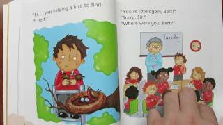 Level 6-3: Where were you, Bert?