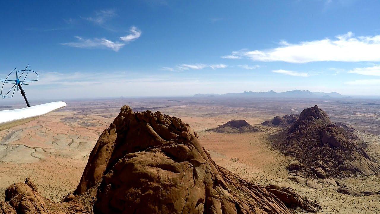 FPV Spitzkoppe, Namibia