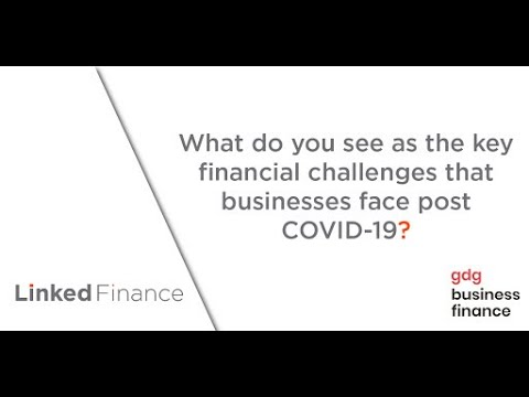 Linked Finance | Interview with GDG Business Finance. Video 3 - Current challenges facing Irish SMEs