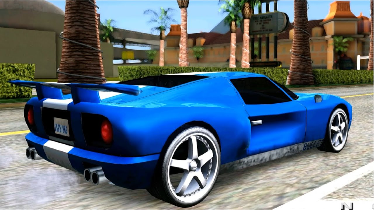 GTA San Andreas - Bullet GT EnRoMovies