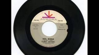 Funky Sisters-Soul Woman (Aurora 165)