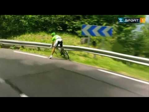 Tour de France 2009 - The best bits (from Norwegian TV2)