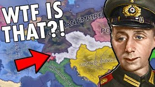 What If WW1 Didn't Happen?! HOI4