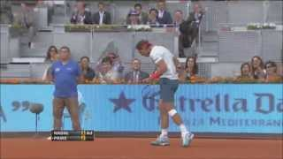 Rafael Nadal - King Of Passing Shots (HD)