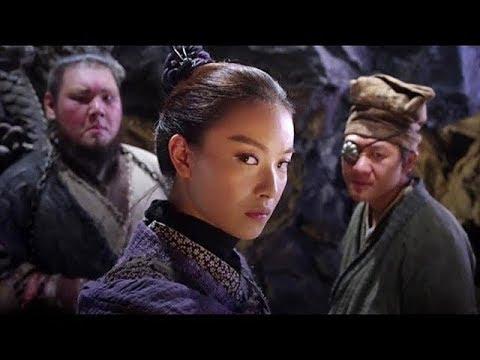 Nữ Quái Giang Hồ [Thuyết Minh] | Phim Hành Động Cổ Trang 2018