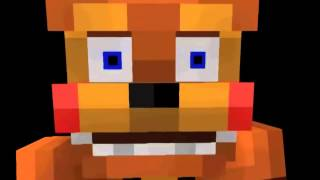 HOW TO MAKE FNAF 2 NOT SCARY IN MINECRAFT
