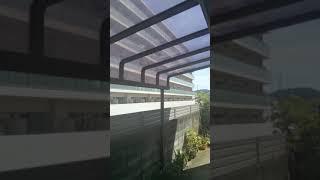 家の窓から見える景色(M社)