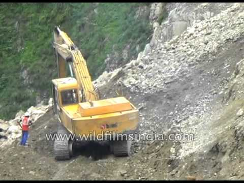 Dam trauma? Major landslide in Darjeeling - Kalimpong district of West Bengal
