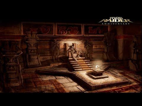 Tomb Raider Anniversary: Walkthrough ► Part 5 - Tomb of Qualopec - 1st Atlantean Scion!