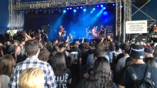 Melbourne Soundwave 2014 - Terror | Crazy Moshpits + Circle Pit