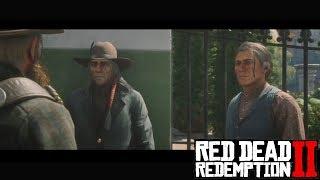 Red Dead Redemption 2|Дружба с Индейцами и Ограбление Теплохода|#13