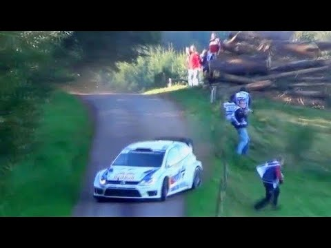 WRC 2014 TRIBUTE: Maximum Attack, On The Limit, Crashes & Best Moments