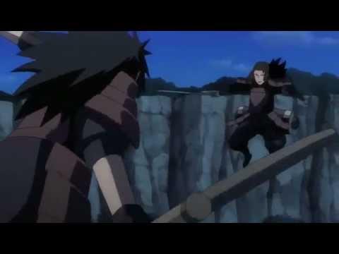 Madara Uchiwa Vs Hashimara Senju [VOSTFR]