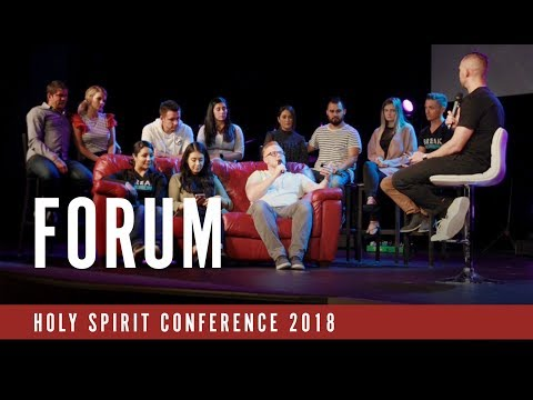 INTERNSHIP FORUM | Holy Spirit Conference