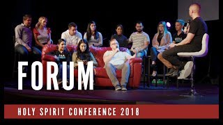 INTERNSHIP FORUM | Holy Spirit Conference