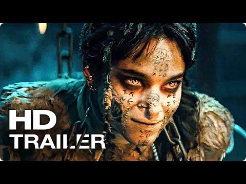 Мумия — Русский трейлер #3 (2017) [HD] Ужасы (12+)   Кино Трейлеры